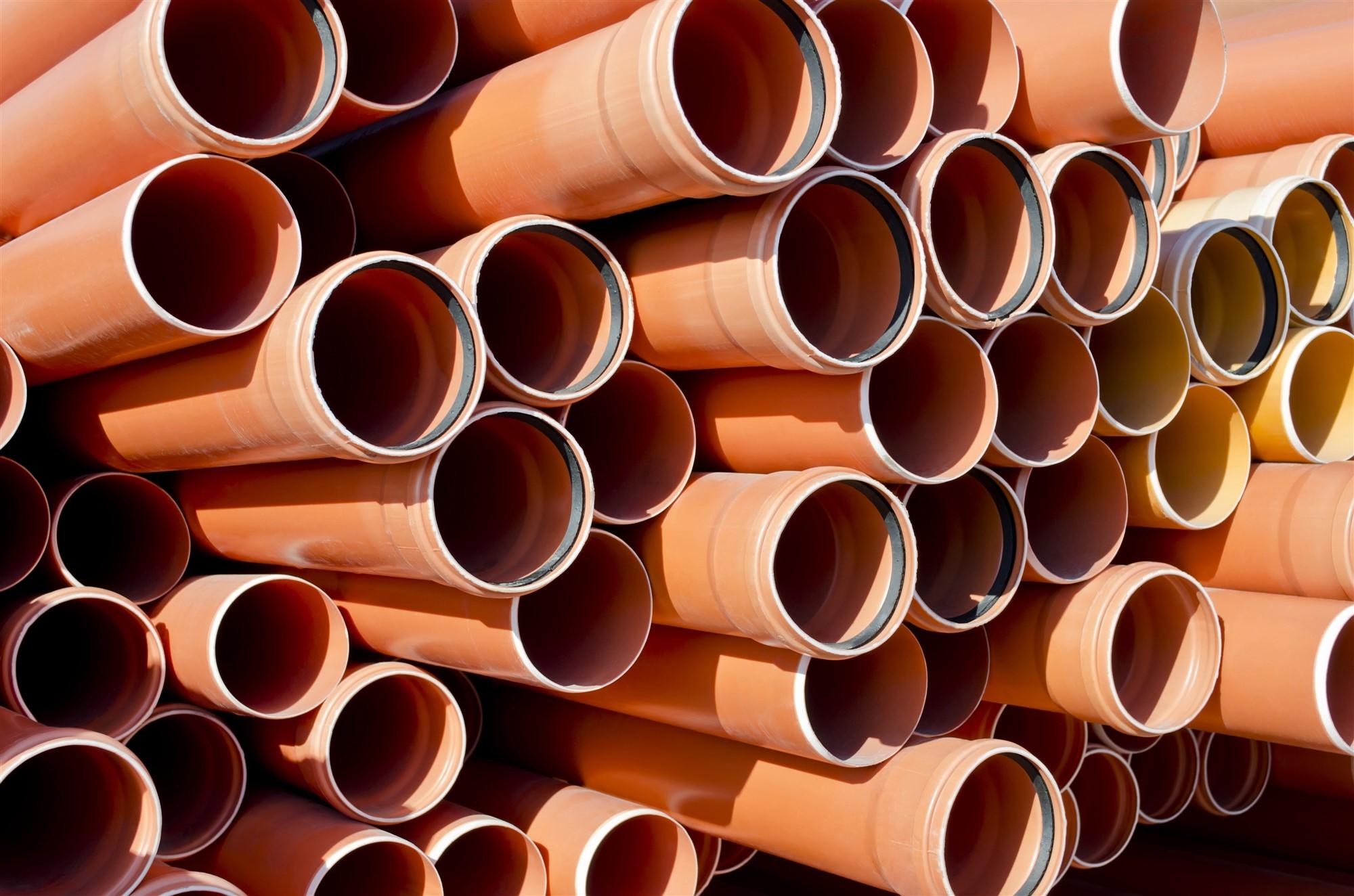 Nye kloakeringsprojekter